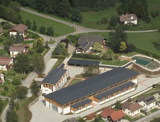 GOTSCHLICH Werk Kärnten Produktion Drehkreuze