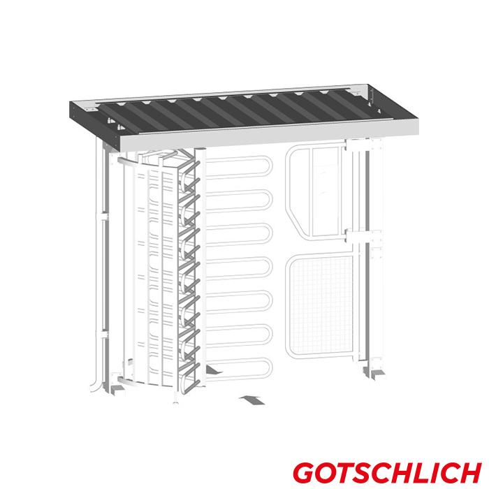 ECCO Drehkreuz BF Dach Basic