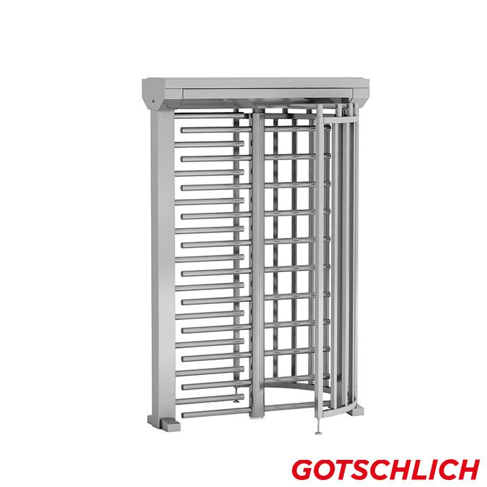 Drehkreuz ECCO 180 HE perspective