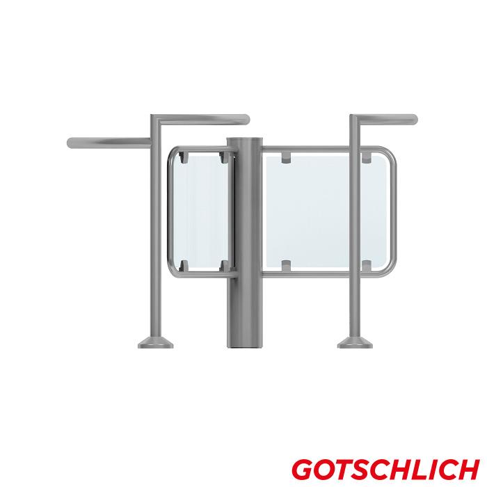 Drehkreuz Gyro Baden frontansicht