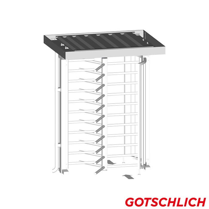 ECCO Drehkreuz Gehtür Dach Basic