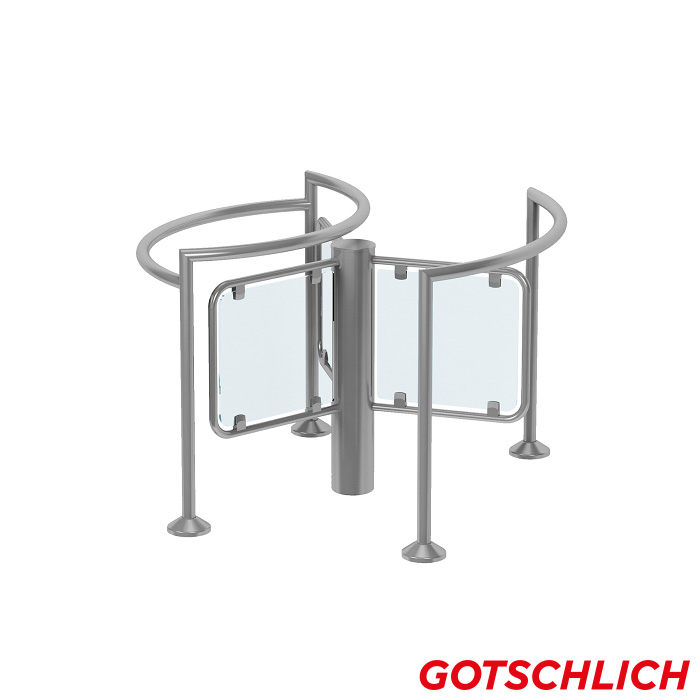 Drehkreuz Gyro Baden perspective