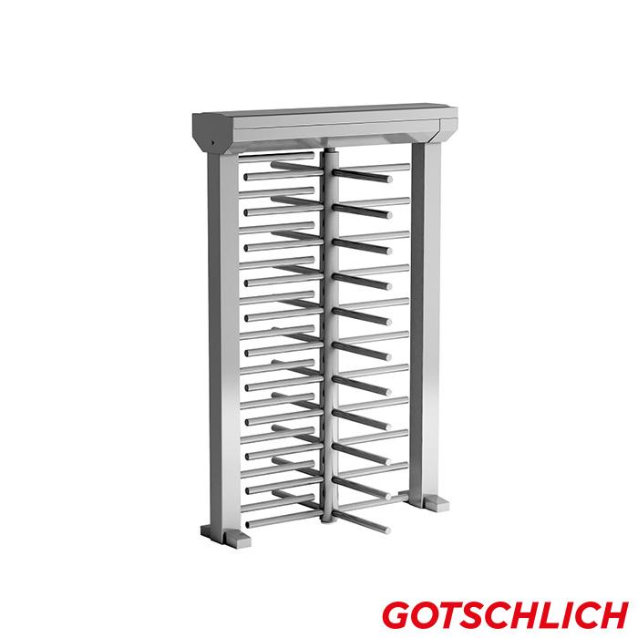 Drehkreuz ECCO 90 HE perspective
