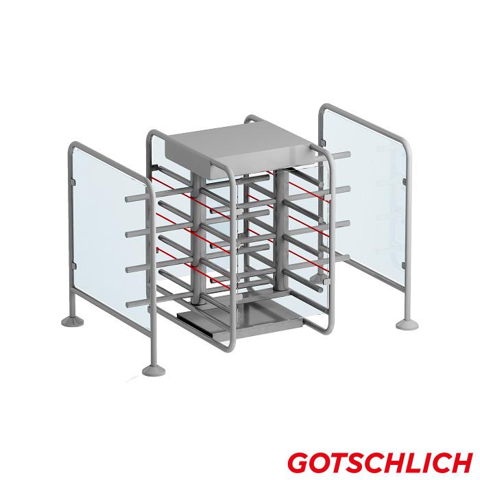 Drehkreuz Vario 1300D perspective