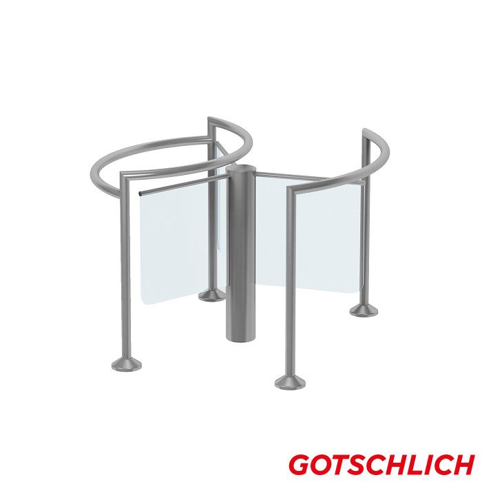 Drehkreuz Gyro Transpa perspective