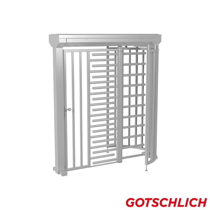 Drehkreuz ECCO Kombiblock perspective