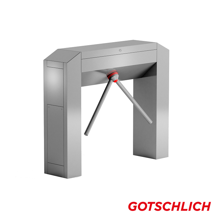 Drehsperre Modul Cross Open gate perspective