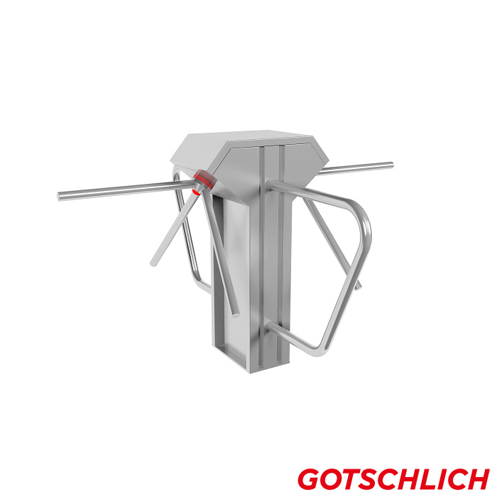Drehsperre Compact Duo Plus 3-Arm perspective