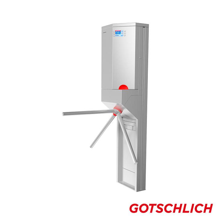 Bezahlautomat Trinity 3-Arm closed perspective