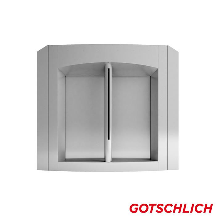Schwenktuer Selection DF Single 1200 frontansicht