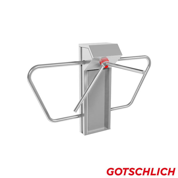 Drehsperre Compact Plus_2-Arm perspective