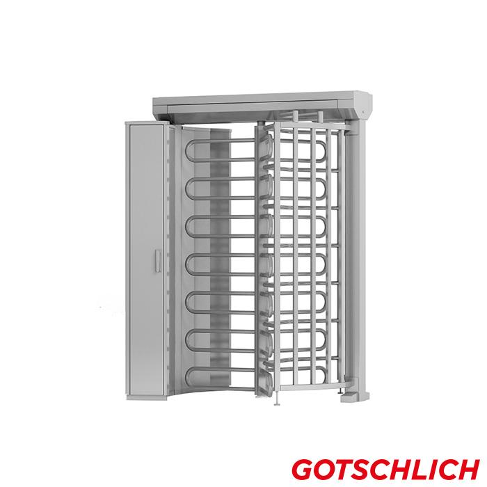 Drehkreuz ECCO 120 BB perspective
