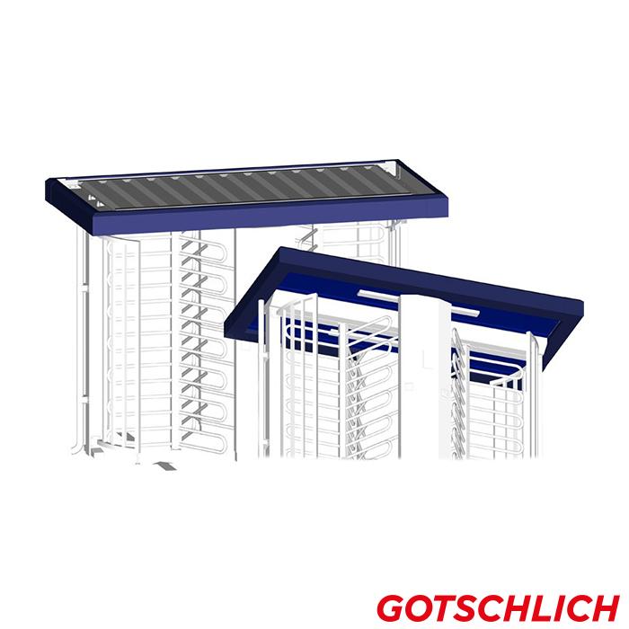 ECCO Doppeldrehkreuz Dach Comfort