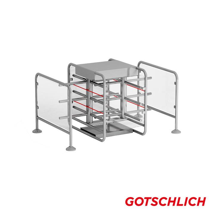 Drehkreuz Vario 1100D perspective