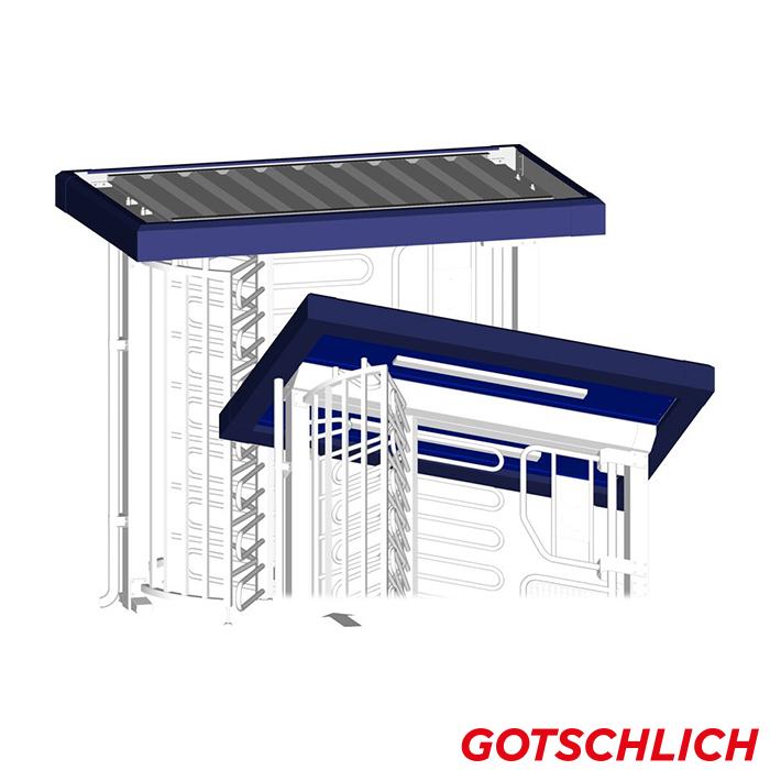 ECCO Drehkreuz BF Dach Comfort