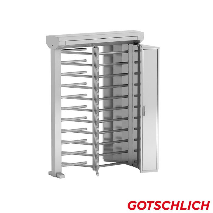 Drehkreuz ECCO 120 HB perspective