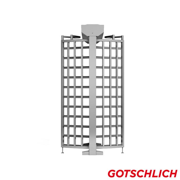 Drehkreuz ECCO 120 HE right